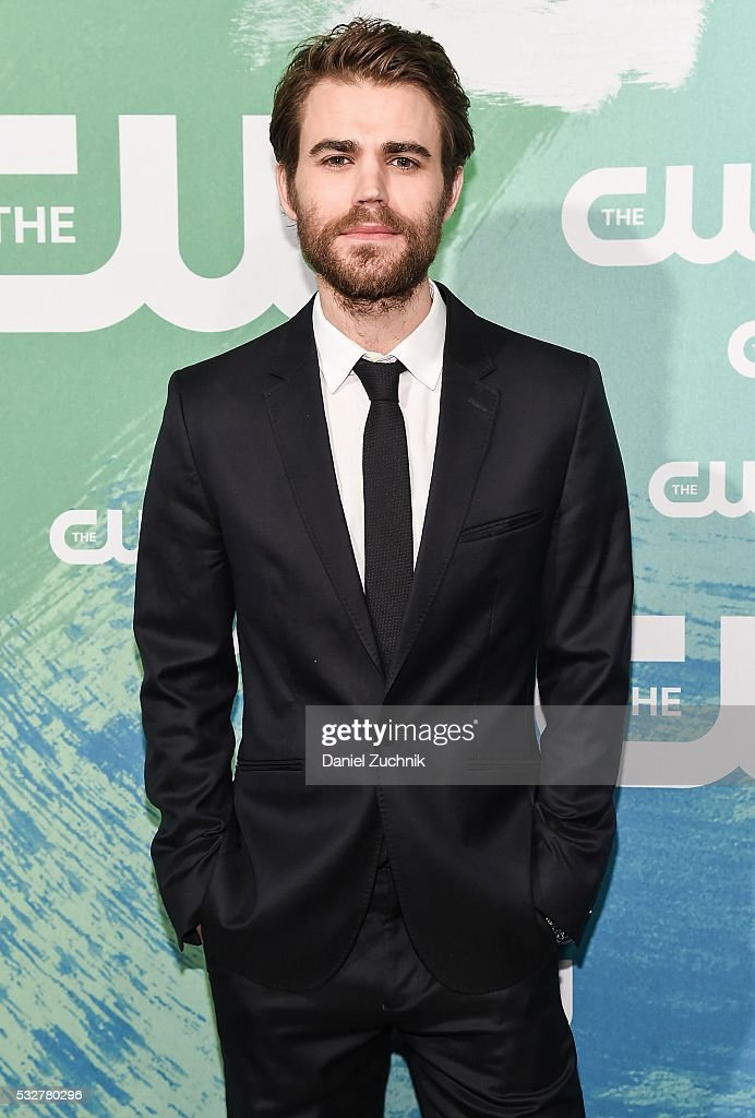 Paul Wesley of the series 'The Vampire Diaries' attends The CW Network's 2016 New York Upfront at The London Hotel on May 19 2016 in New York City