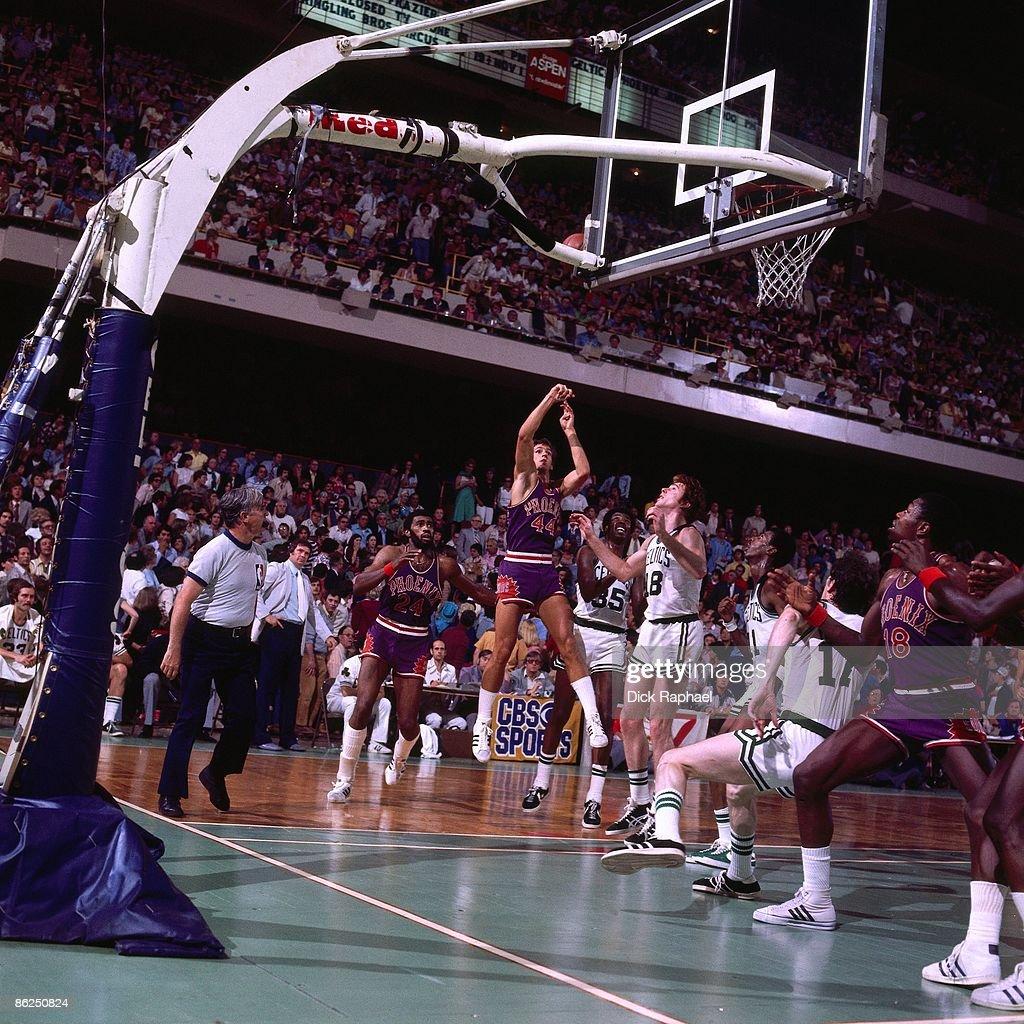 1976 NBA Finals Phoenix Suns vs Boston Celtics