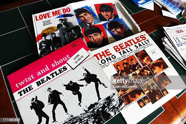 Paul Whiteretired Capitol Records executive who introduced the Beatles song Love me Do to Canadian radio on February 18th 1963one year before...