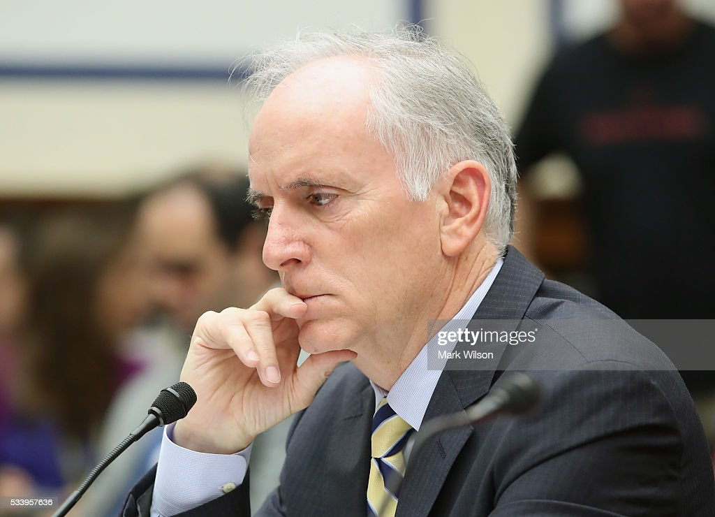 Paul Wiedefeld, general manager of the Washington Metropolitan Area Transit Authority, participates in a House Transportation Committee hearing on improving the safety of Washingtons Metro system, on Capitol Hill May 24, 2016 in Washington, DC.