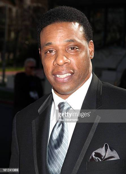 Paul Williams Jr son of The Temptations singer Paul Williams arrives at the Recording Academy Special Merit Awards Ceremony at The Wilshire Ebell...
