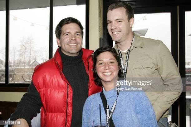Paul Young Joel Zadak and Beth Seidenfrau