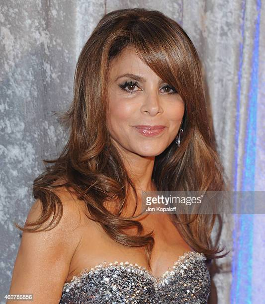 Paula Abdul arrives at the 25th Annual IWMF Courage In Journalism Awards at The Beverly Hilton Hotel on October 28 2014 in Beverly Hills California