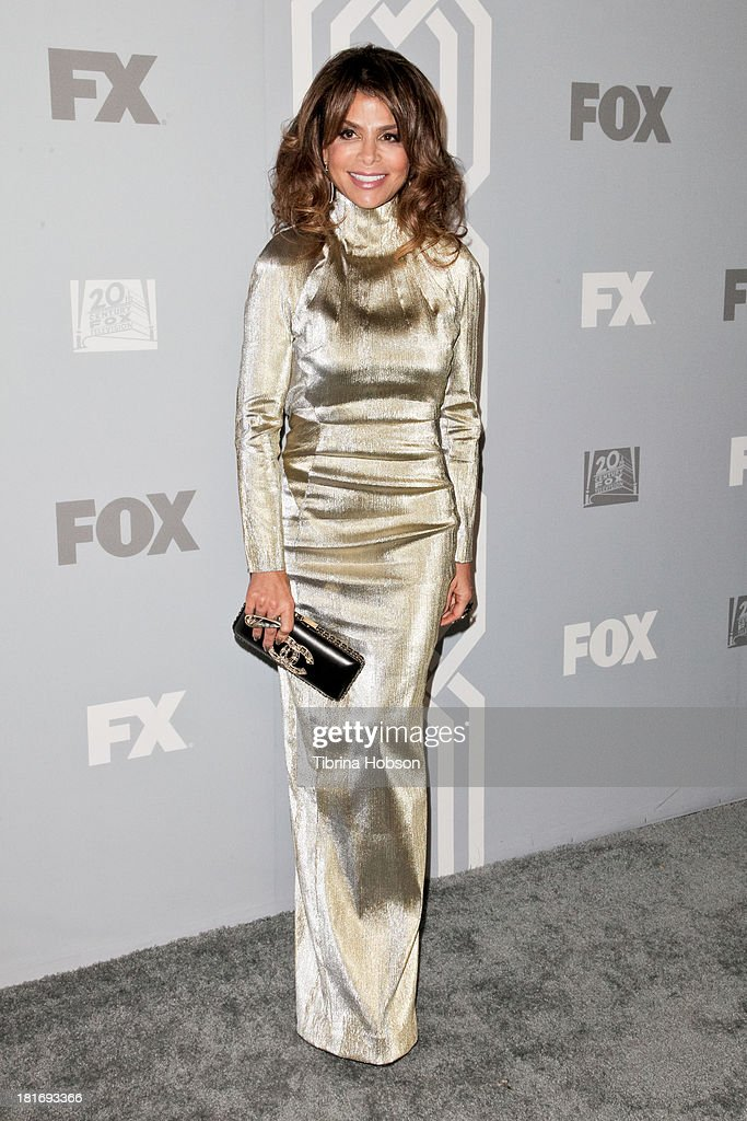 <a gi-track='captionPersonalityLinkClicked' href=/galleries/search?phrase=Paula+Abdul&family=editorial&specificpeople=202119 ng-click='$event.stopPropagation()'>Paula Abdul</a> attends the Twentieth Century FOX Television and FX Emmy Party at Soleto on September 22, 2013 in Los Angeles, California.