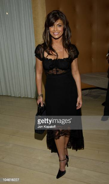 Paula Abdul during 2002 Fox Summer TCA Party at Sky Bar at The Mondrian Hotel in West Hollywood California United States