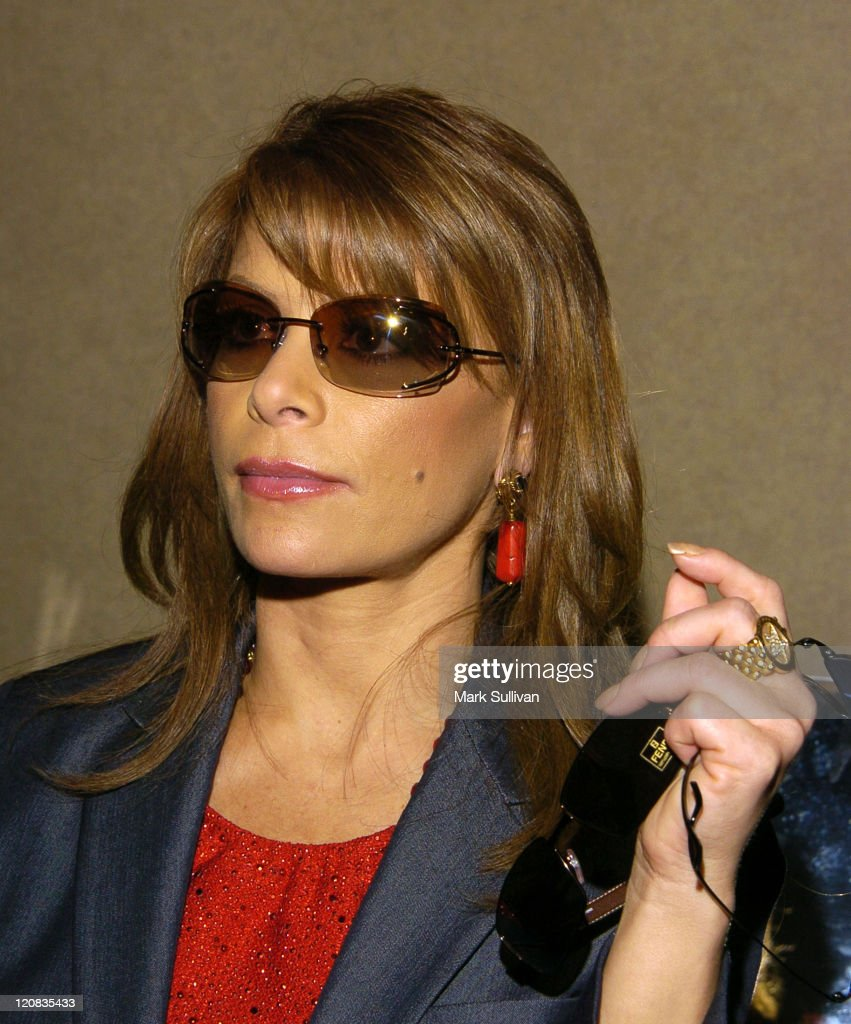 Paula Abdul in Backstage Creations-The Talent Retreat