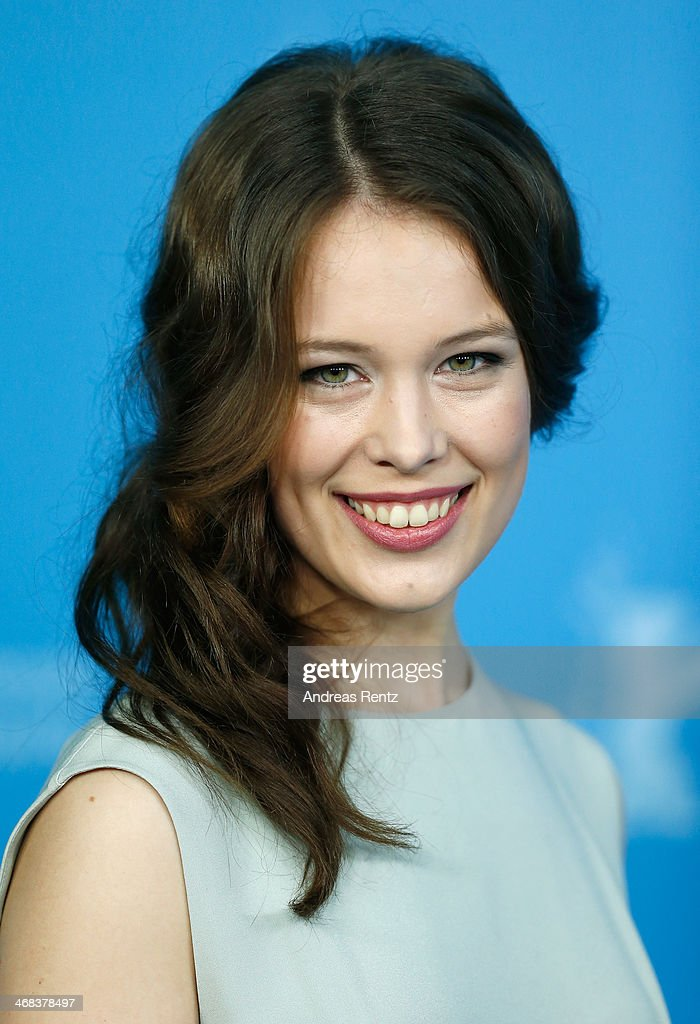 Paula Beer attends 'The Dark Valley' (Das finstere Tal) photocall during 64th Berlinale International Film Festival at Grand Hyatt Hotel on February 10, 2014 in Berlin, Germany.