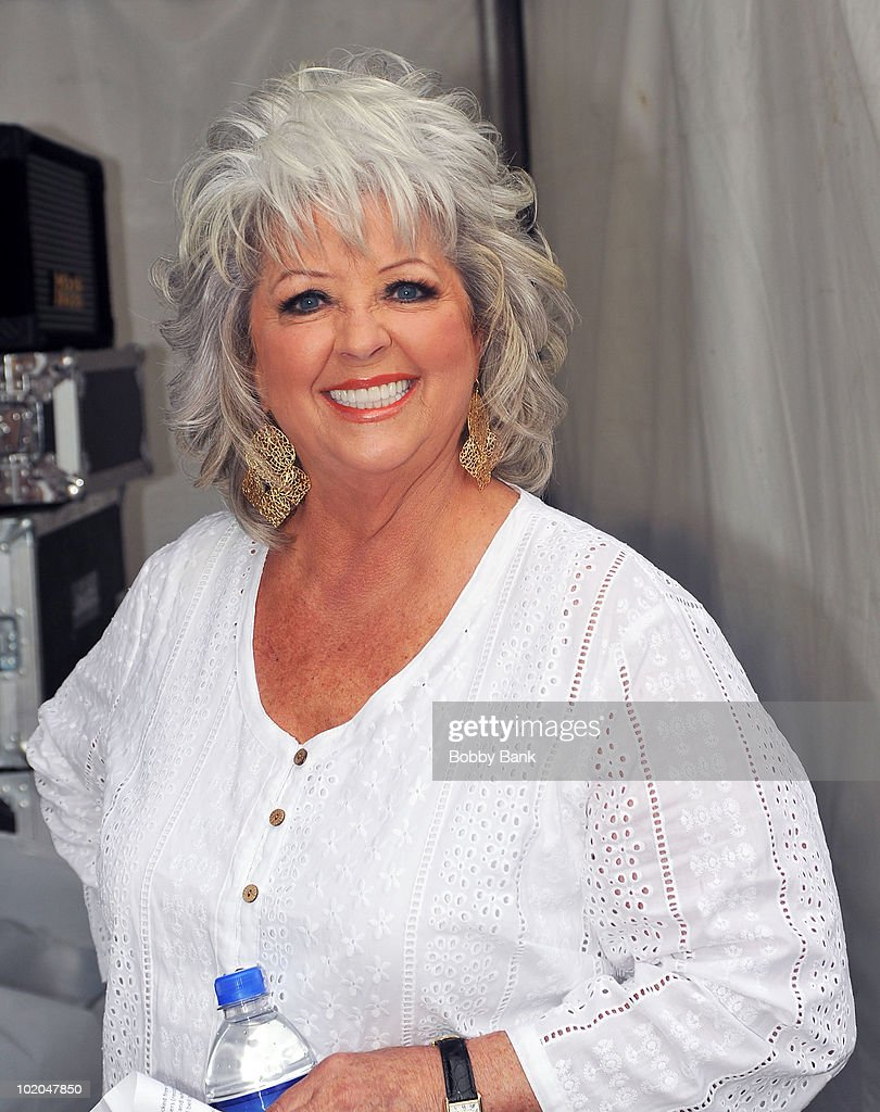 Paula deen photo getty images - Paula Deen Attends The 2010 Great American Food Music Fest At The New Meadowlands Stadium
