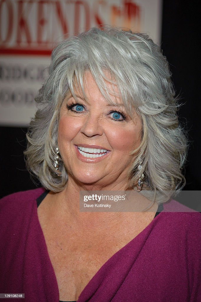 <a gi-track='captionPersonalityLinkClicked' href=/galleries/search?phrase=Paula+Deen&family=editorial&specificpeople=875895 ng-click='$event.stopPropagation()'>Paula Deen</a> promotes the new book 'Paula's Southern Cooking Bible' at Bookends Bookstore on October 12, 2011 in Ridgewood, New Jersey.