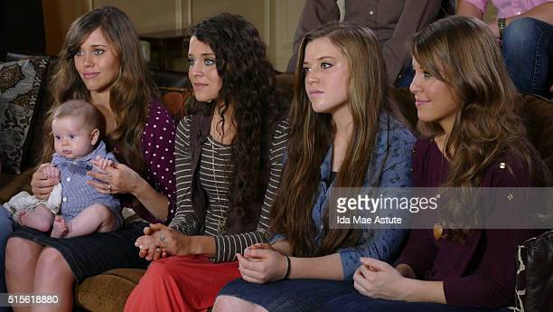 AMERICA Paula Faris sits down exclusively with several of the Duggar children from their Arkansas home for an interview airing on GOOD MORNING...