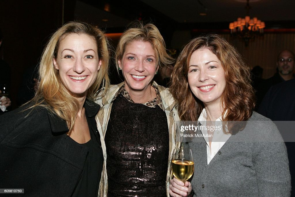 paula froelich candace bushnell and dana delaney attend charles stevenson melissa biggs bradley - Melissa Biggs Bradley