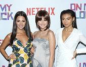 "Premiere of Netflix's ""On My Block"" - Arrivals"