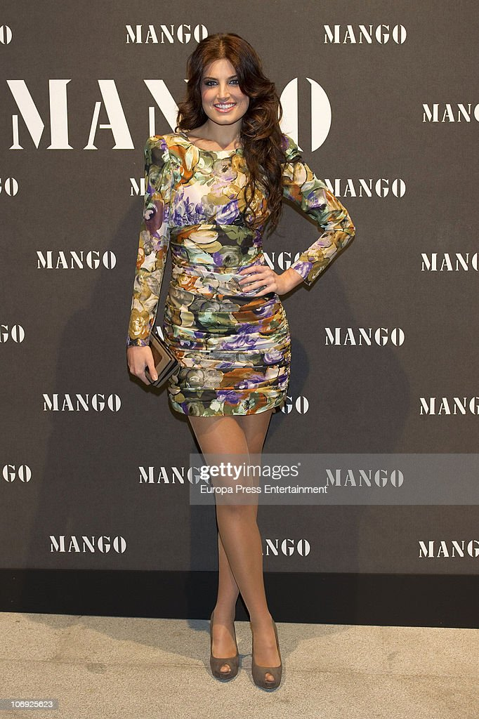 <a gi-track='captionPersonalityLinkClicked' href=/galleries/search?phrase=Paula+Guillo&family=editorial&specificpeople=7215170 ng-click='$event.stopPropagation()'>Paula Guillo</a> attends the launch of Mango new spring/summer 2011 collection at the Palacio de Cibeles on November 16, 2010 in Madrid, Spain.