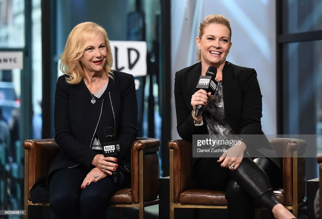 "Build Presents Melissa Joan Hart With Paula Hart Discussing Her Movie ""The Watcher in the Woods"""
