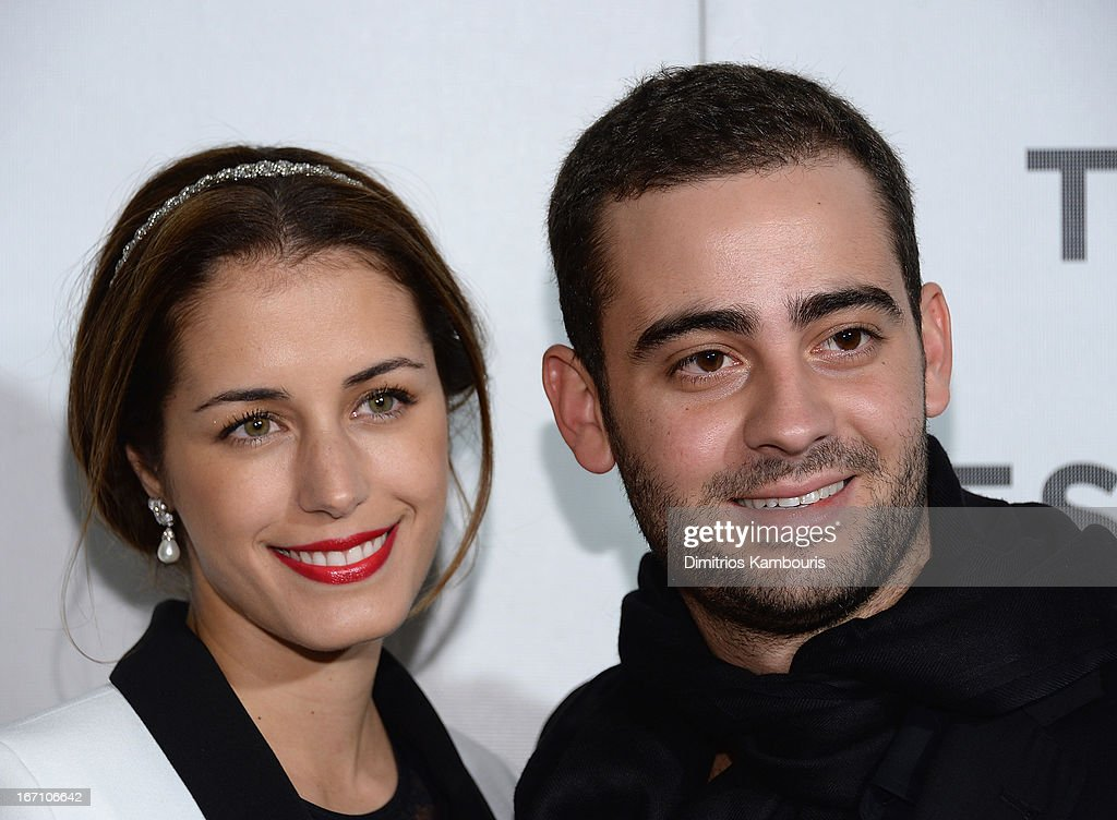 Paula Linhares and Marcos Telechea attend the screening of 'Sunlight Jr.' during the 2013 Tribeca Film Festival at BMCC Tribeca PAC on April 20, 2013 in New York City.