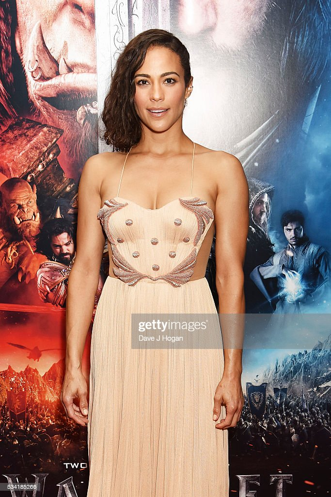 <a gi-track='captionPersonalityLinkClicked' href=/galleries/search?phrase=Paula+Patton&family=editorial&specificpeople=752812 ng-click='$event.stopPropagation()'>Paula Patton</a> attends a special screening of 'Warcraft: The Beginning' at BFI IMAX on May 25, 2016 in London, England.