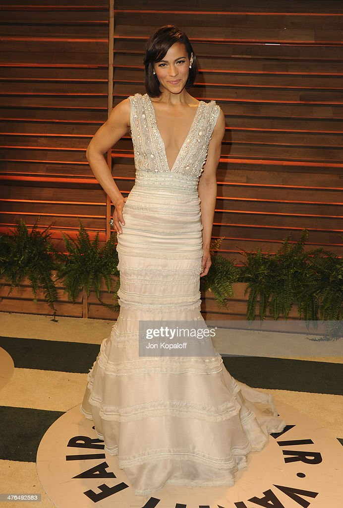 <a gi-track='captionPersonalityLinkClicked' href=/galleries/search?phrase=Paula+Patton&family=editorial&specificpeople=752812 ng-click='$event.stopPropagation()'>Paula Patton</a> attends the 2014 Vanity Fair Oscar Party hosted by Graydon Carter on March 2, 2014 in West Hollywood, California.