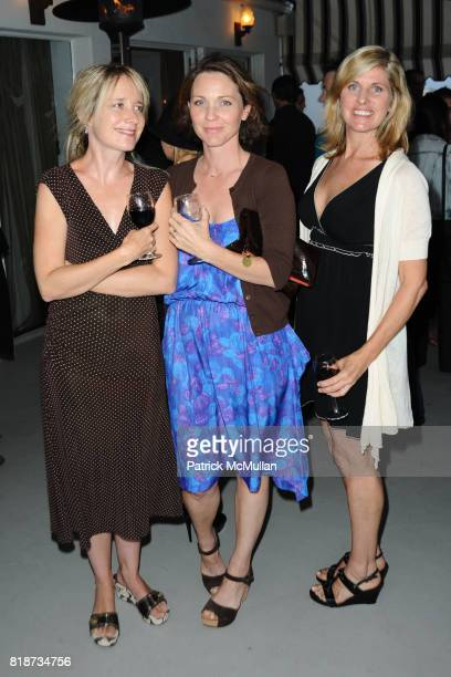 Paula Powers Kelly Williams and attend Bret Easton Ellis to celebrate the publication of his new novel IMPERIAL BEDROOMS at Penthouse on June 10 2010...