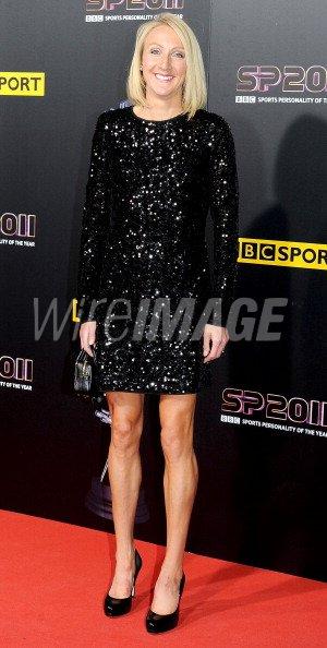 Paula Radcliffe attends awards ceremony BBC Sports ... - photo #44