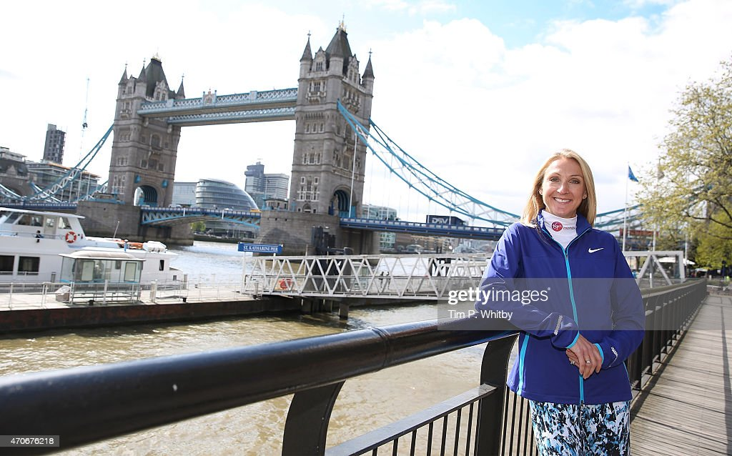 London Marathon Photocalls