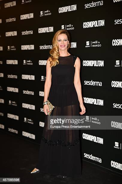 Paula Vazquez attends the 7th annual Cosmopolitan Fun Fearless Female Awards on October 20 2014 in Madrid Spain