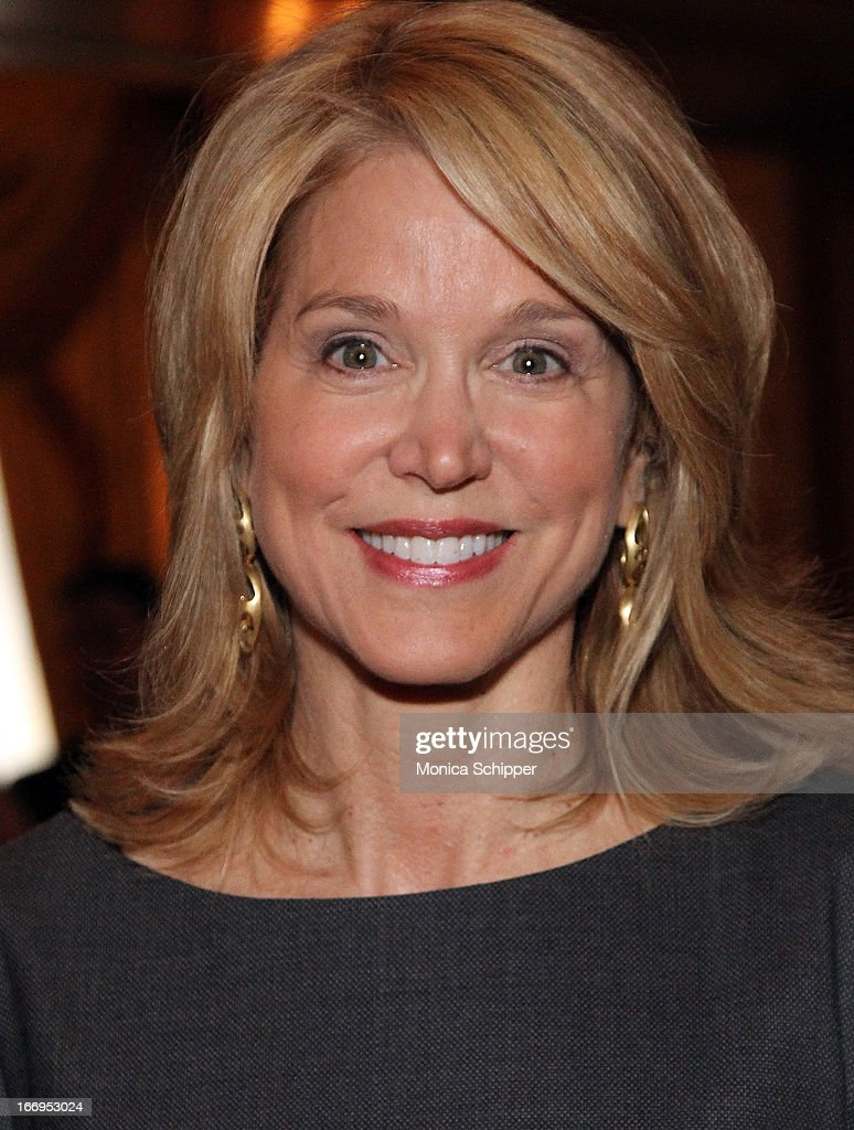Paula Zahn attends The New York Society For The Prevention Of Cruelty To Children's 2013 Spring Luncheon at The Pierre Hotel on April 18, 2013 in New York City.