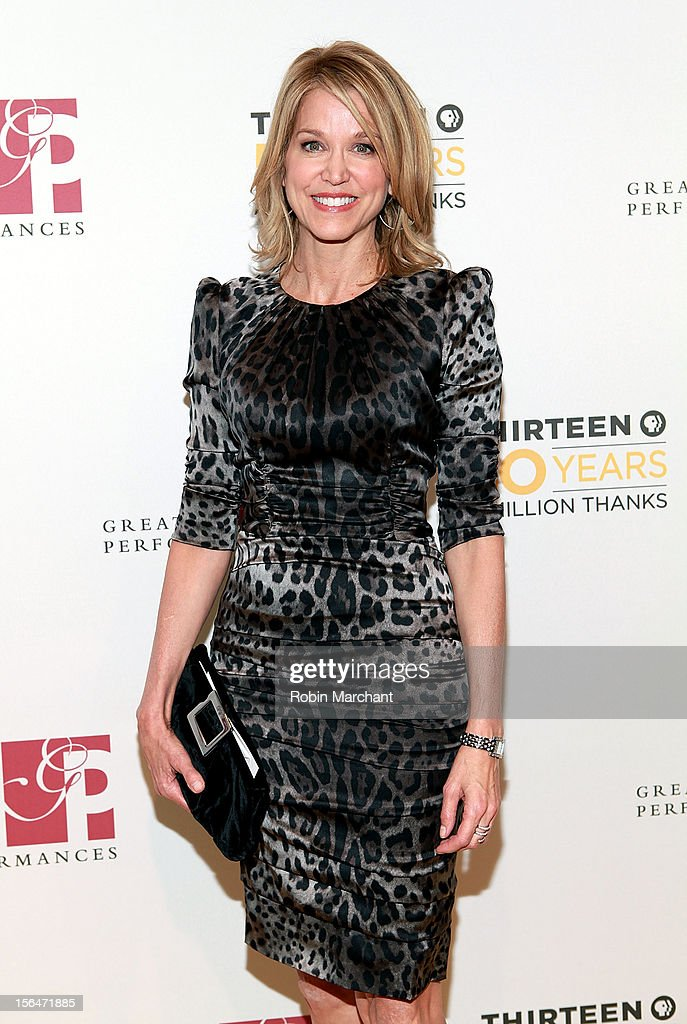Paula Zahn attends the THIRTEEN 50th Anniversary Gala Salute at David Koch Theatre at Lincoln Center on November 15, 2012 in New York City.