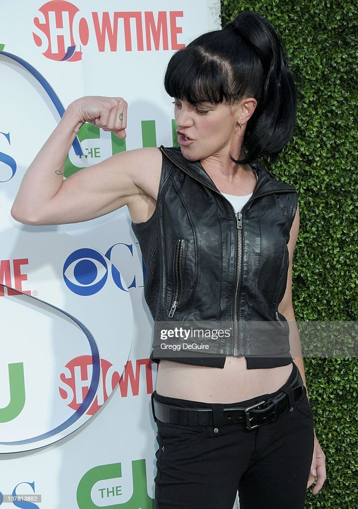 #10 - At $8.5m per year, Pauley Perrette as forensic investigator Abby Sciuto on NCIS muscles into this year's top ten.