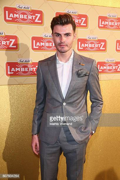 PaulHenry Duval during the Lambertz Monday Night 2016 at Alter Wartesaal on February 1 2016 in Cologne Germany