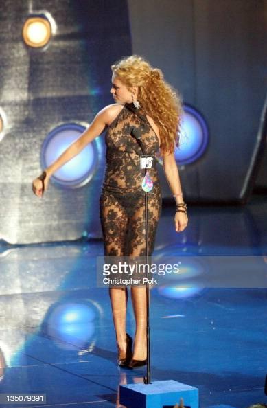 Paulina Rubio during 2005 MTV...