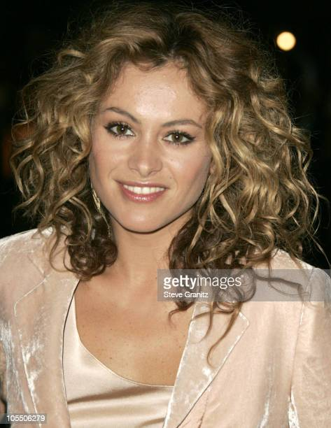 Paulina Rubio during The 5th Annual Latin Grammy Nominations Press Conference at The Mayan in Los Angeles California United States