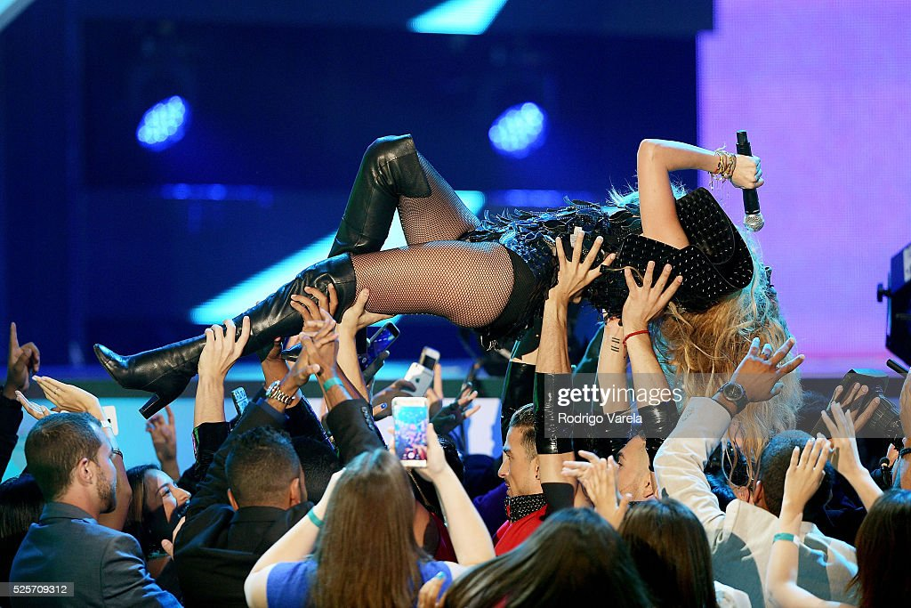 <a gi-track='captionPersonalityLinkClicked' href=/galleries/search?phrase=Paulina+Rubio&family=editorial&specificpeople=201804 ng-click='$event.stopPropagation()'>Paulina Rubio</a> performs onstage at the Billboard Latin Music Awards at Bank United Center on April 28, 2016 in Miami, Florida.