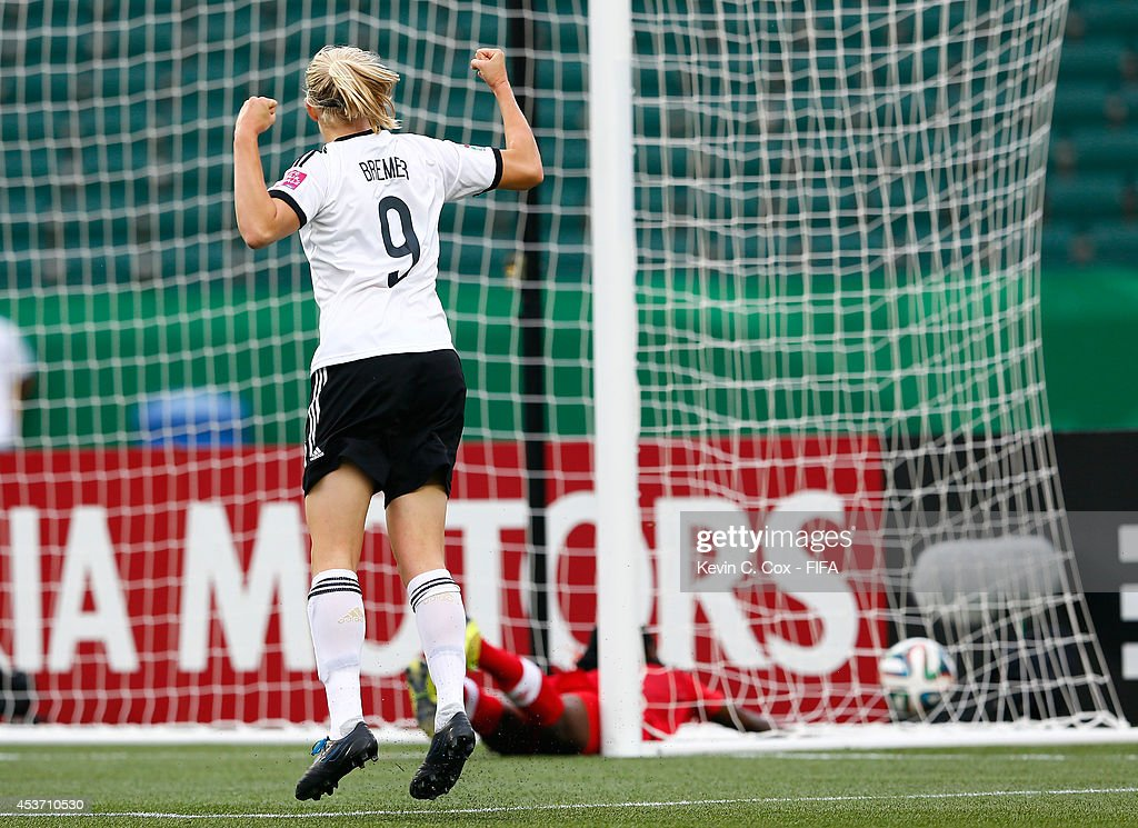 Germany v Canada: Quarter Final - FIFA U-20 Women's World Cup Canada 2014