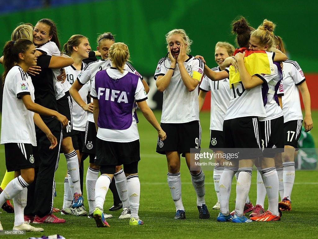 Nigeria vs Germany: Final - FIFA U-20 Women's World Cup Canada 2014