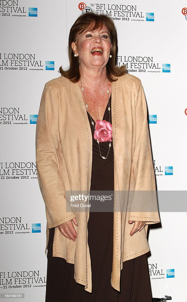 Pauline Collins attends the Photocall for 'Quartet' at the BFI London Film Festival at Empire Leicester Square on October 15, 2012 in London, England.