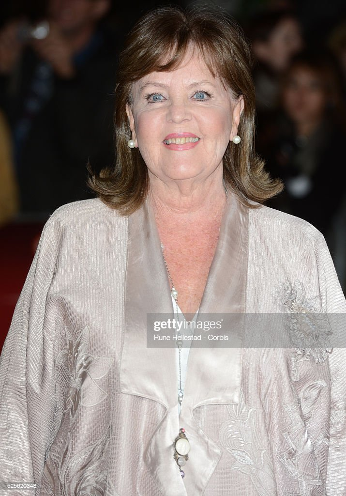 Pauline Collins attends the premiere of Quartet at The BFI London Film Festival at Odeon Leicester Square