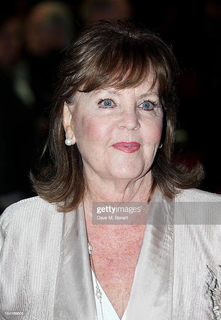 Pauline Collins attends the Premiere of 'Quartet' during the 56th BFI London Film Festival at Odeon Leicester Square on October 15, 2012 in London, England.