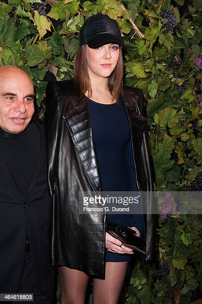 Pauline Ducruet attends the Didit show as part of Paris Fashion Week Haute Couture Spring/Summer 2014> on January 23 2014 in Paris France