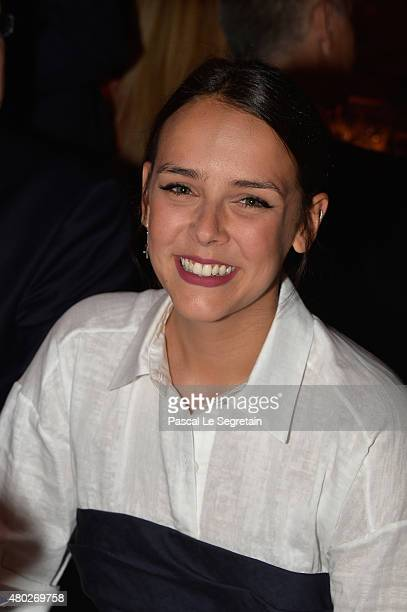 Pauline Ducruet attends the Fight Aids Charity Gala In MonteCarlo on July 10 2015 in Monaco Monaco