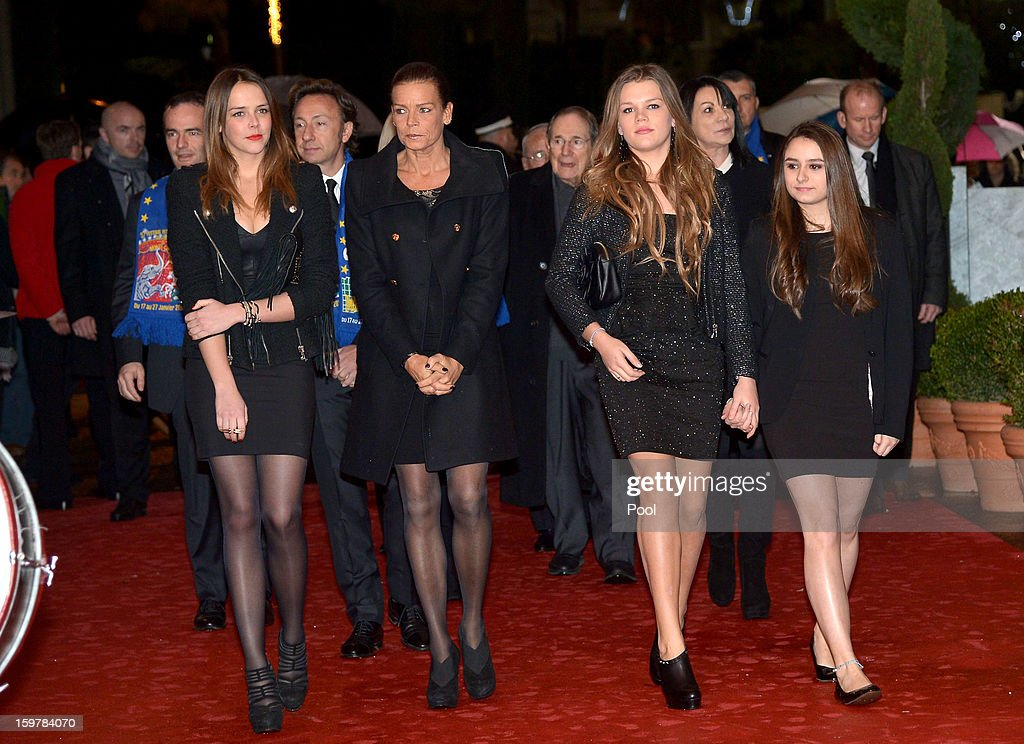 <a gi-track='captionPersonalityLinkClicked' href=/galleries/search?phrase=Pauline+Ducruet&family=editorial&specificpeople=2084053 ng-click='$event.stopPropagation()'>Pauline Ducruet</a>, Princess Stephanie of Monaco and Camille Gotlieb attend day three of the Monte-Carlo 37th International Circus Festival on January 19, 2013 in Monte-Carlo, Monaco.