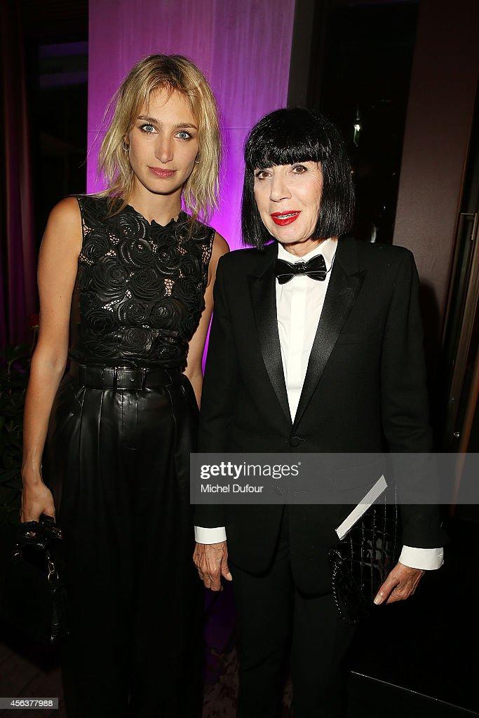 'J'aime La Mode 2014' : Photocall At Mandarin Oriental - Paris Fashion Week Womenswear Spring/Summer 2015