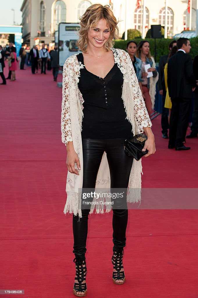 <a gi-track='captionPersonalityLinkClicked' href=/galleries/search?phrase=Pauline+Lefevre&family=editorial&specificpeople=5853150 ng-click='$event.stopPropagation()'>Pauline Lefevre</a> arrives at the premiere of the film 'Parkland' during the 39th Deauville American Film Festival on September 4, 2013 in Deauville, France.