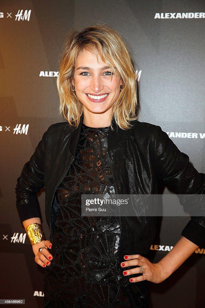 Alexander Wang x H&M Collection Launch At Boulevard Saint-Germain In Paris