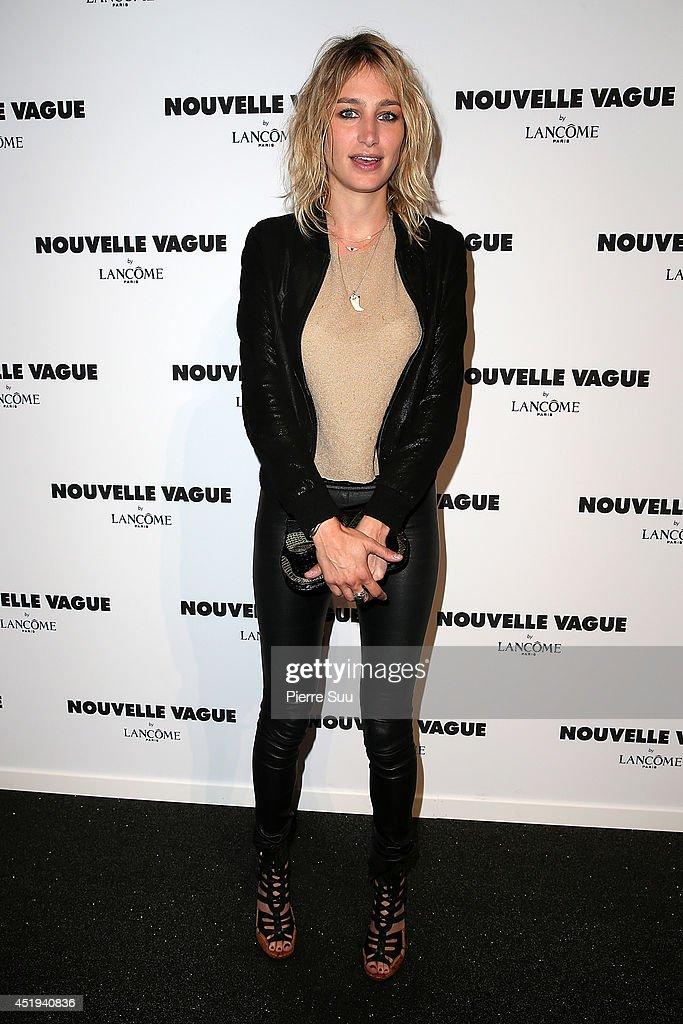 'Nouvelle Vague By Lancome' : Party At Palais Brogniart  - Paris Fashion Week : Haute Couture Fall/Winter 2014-2015