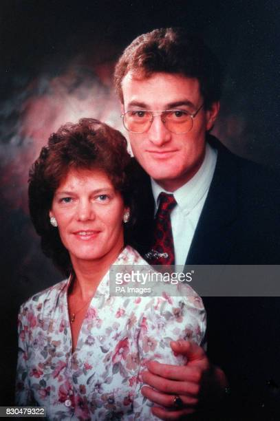 Pauline Leyshon and boyfriend Ivor Stokle before the horrific murder bid againt them which left them both badlky burned Bristol Crown Court heard how...