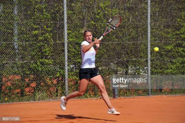 Pauline PARMENTIER Fed Cup 2010