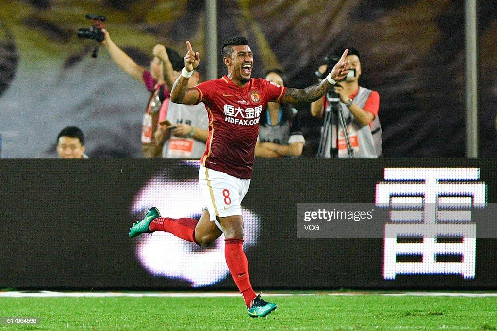 Guangzhou Evergrande Defends Chinese Super League Title