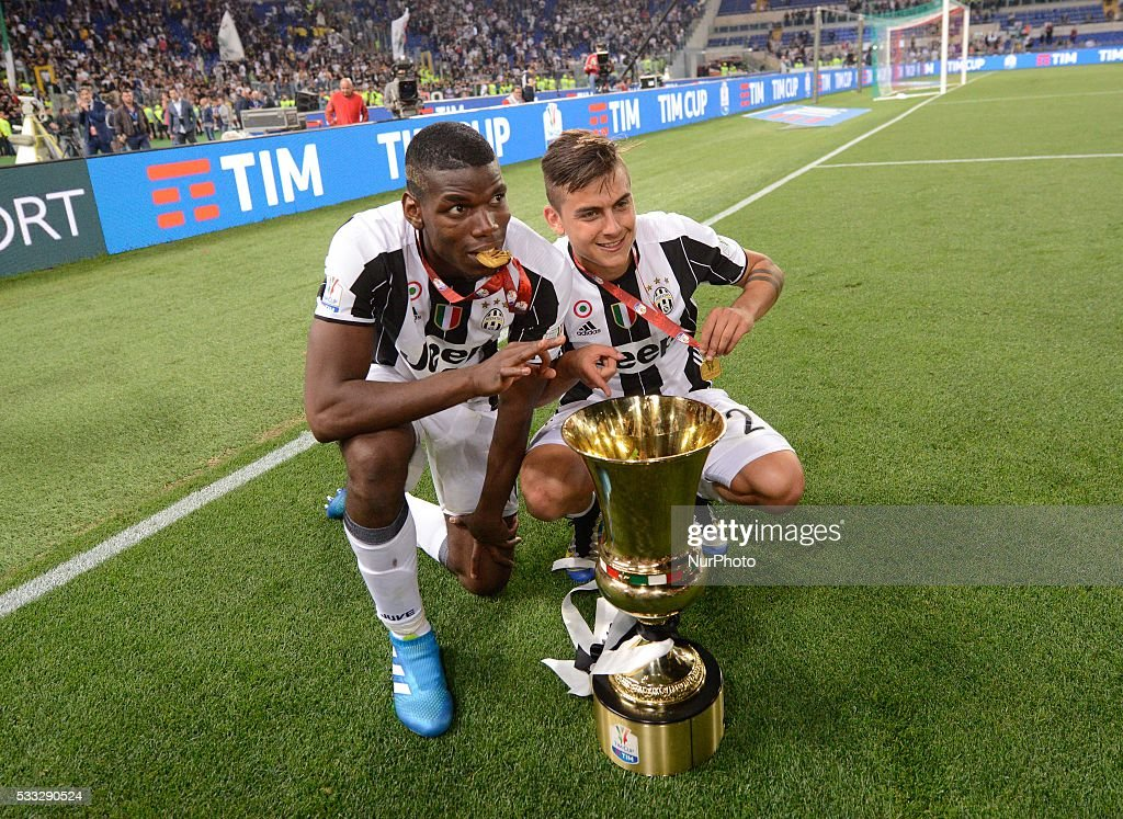 AC Milan v Juventus FC - TIM Cup Final : News Photo
