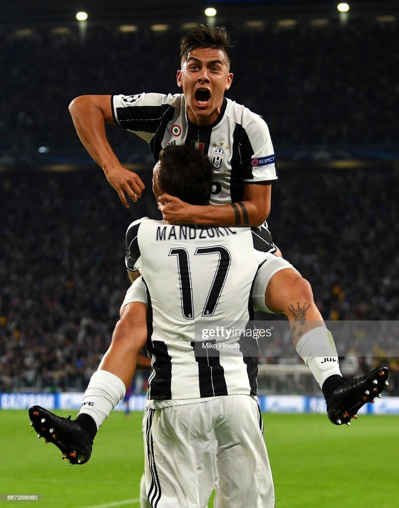 s et images de Juventus v FC Barcelona UEFA Champions