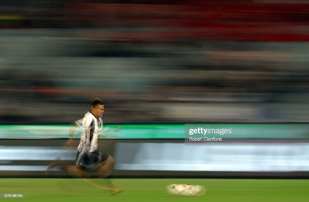 Melbourne Victory vs Juventus FC - 2016 International Champions Cup Australia